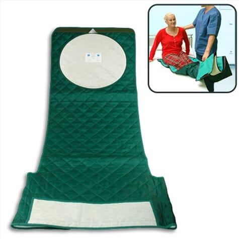 Aide au transfert - Extension et rotation de jambe