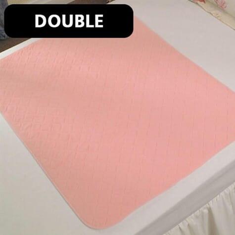 Alèse de lit grande taille sans rabats