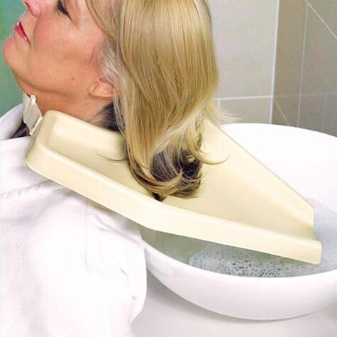 Bac à shampoing rigide