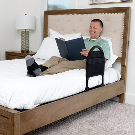 Barrière de lit de voyage