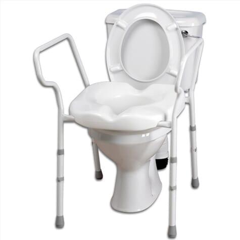 Cadre de toilette Elite