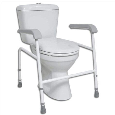 Cadre de toilette Harrier