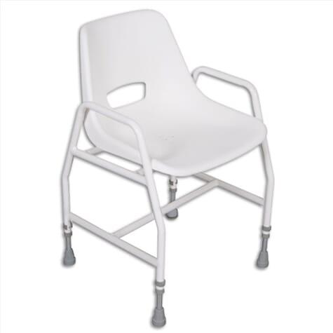 Chaise de douche hauteur ajustable