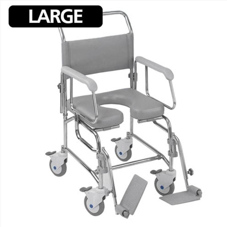 Chaise percée de douche - Chiltern - L
