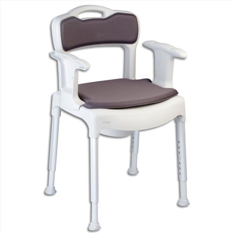 Chaise percée portable Swift - Etac