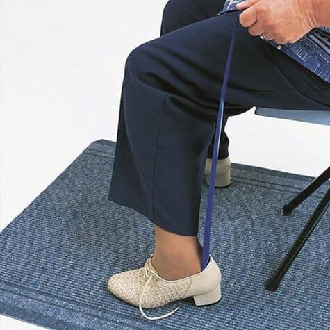 Chausse-pied extra-long en métal