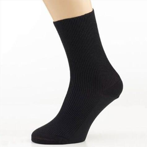 Chaussettes pour diabétiques Silipos - Noir - L