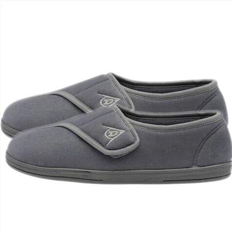 Chaussons pour homme - gris