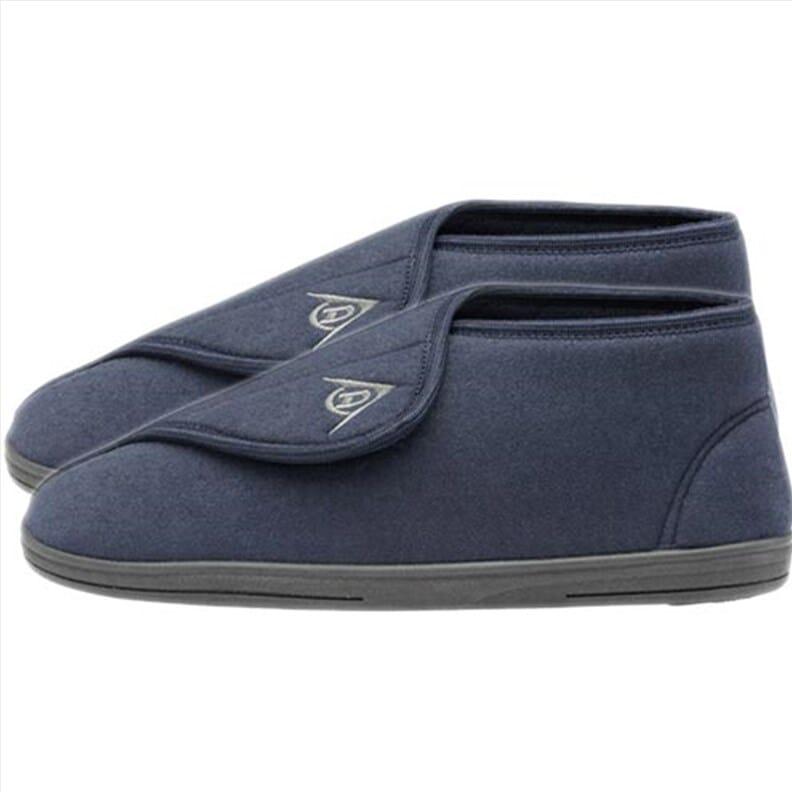 Chaussons pour hommes - Dunlop - Bleu - 41