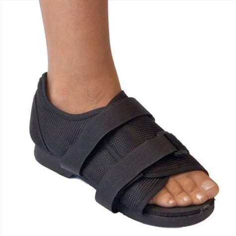 Chaussure post-opératoire pour femme - Duralite