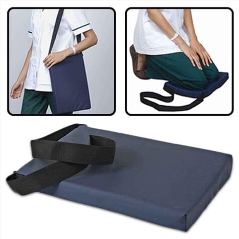 Coussin ergonomique pour genoux