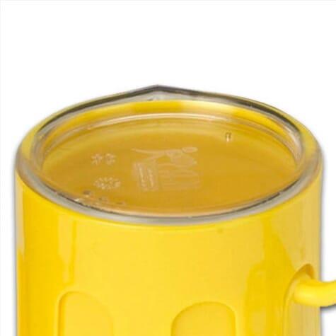 Couvercle de tasse anti-projections avec bec verseur - Medeci