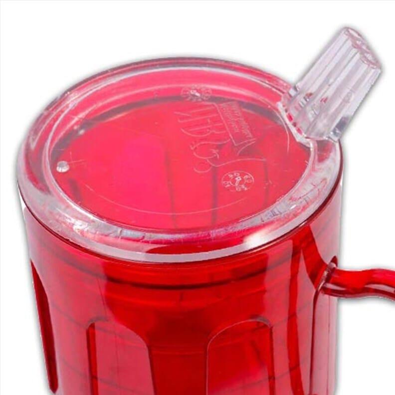 Couvercle de tasse avec bec verseur incliné - Medeci