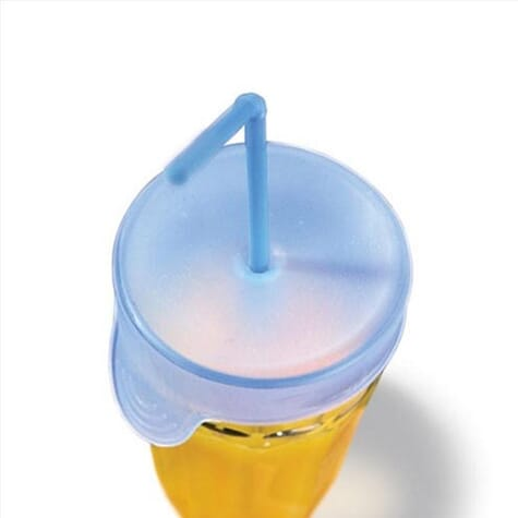 Couvercle pour verre Tenura - lot de 2