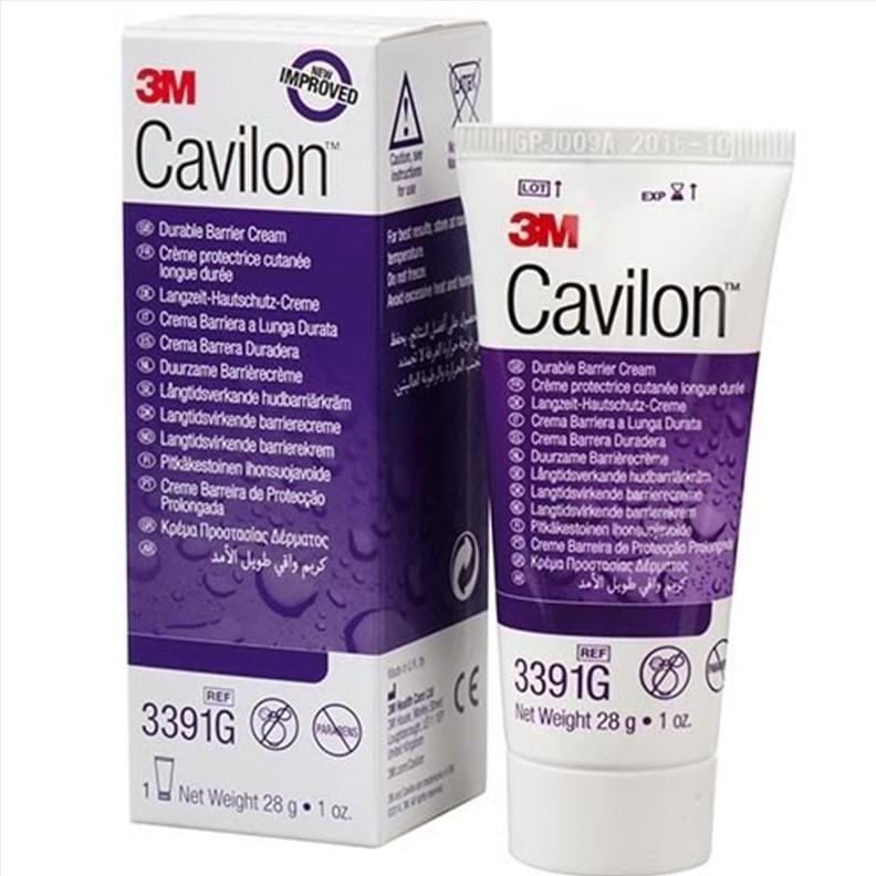 Crème de protection cutanée durable Cavilon 3M - Tube de 28g