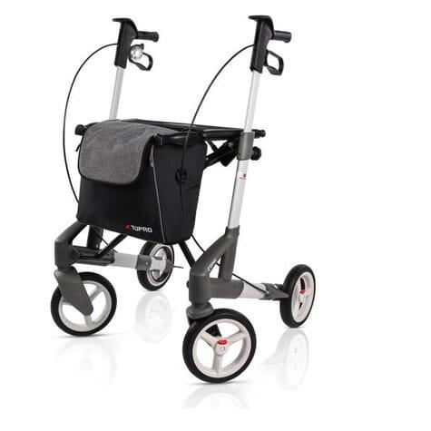Déambulateur 2G pliable 4 roues Premium Topro Troja