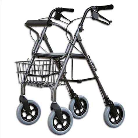 Déambulateur bariatrique Mobility Care