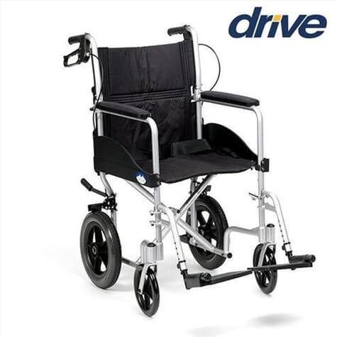 Fauteuil roulant en aluminium - Drive