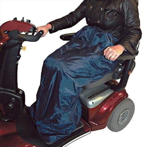 Housse pour les jambes – Scooter électrique