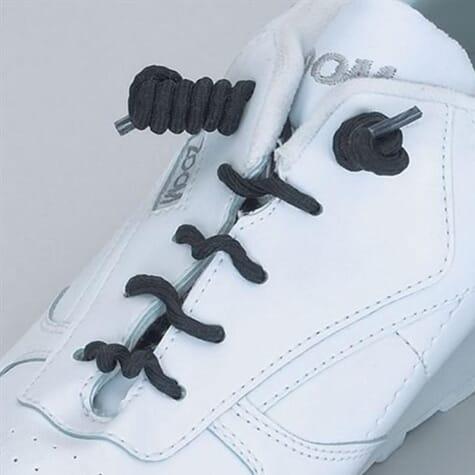 Lacets de chaussure à ressort