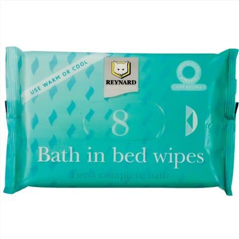 Lingette pour toilette au lit Reynard