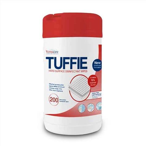 Lingettes de surface Tuffie