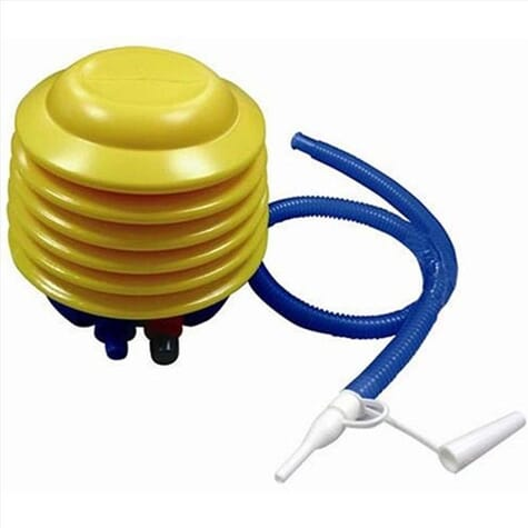 Mini-pompe à pied