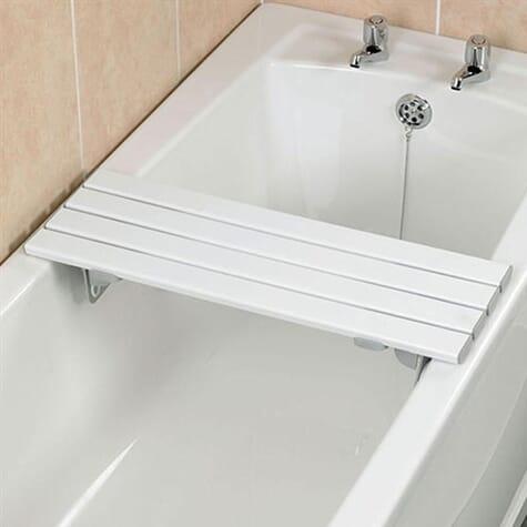 Planche de bain à lattes Savanah - 66 cm