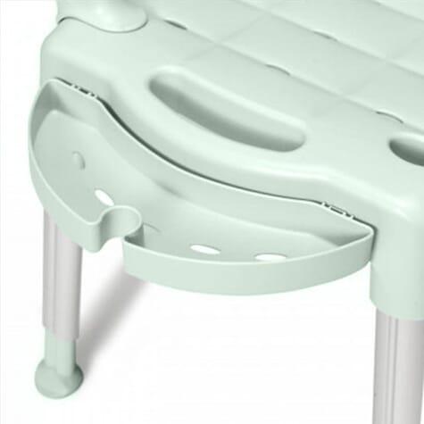 Porte-savon pour chaise de douche Etac Swift - Vert