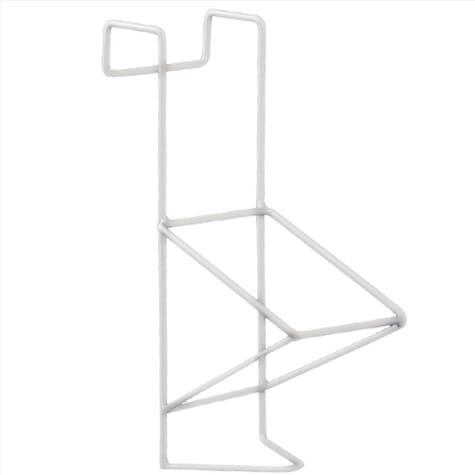 Porte urinal blanc