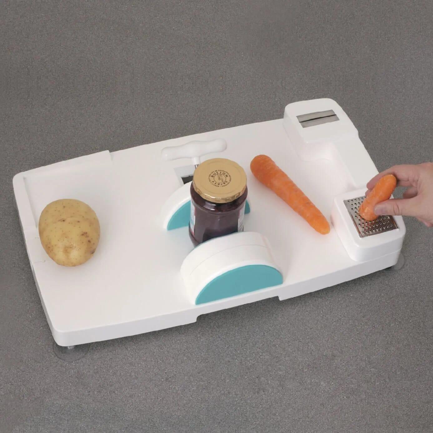 Poste de travail multifonctions cuisine - Homecraft