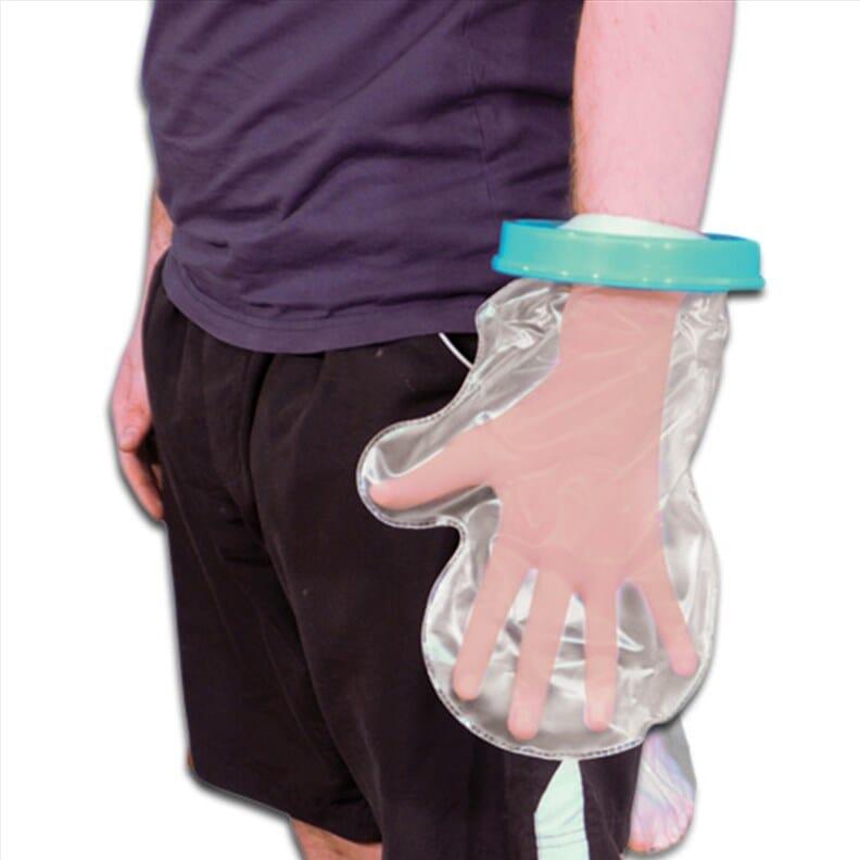 Protection étanche de bandage et plâtre - Poignet
