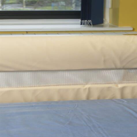 Protections pour barrière de lit