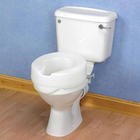 Rehausseur de toilettes Ashby Easyfit - 15 cm