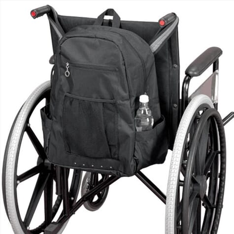 Sac de transport Deluxe® pour fauteuil roulant