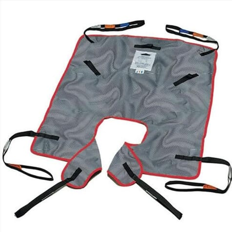 Sangle en maille Deluxe - fixation rapide - Oxford - S