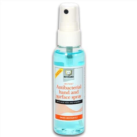 Spray antibactérien pour les mains et les surfaces - Reynard