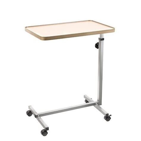 Table à roulettes ajustable