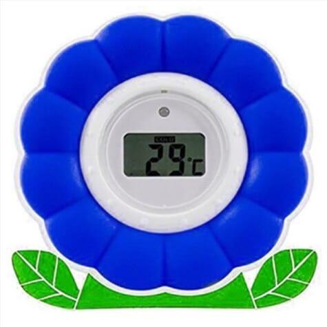 Thermomètre de bain flottant