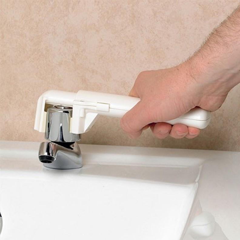 Tourne-robinets Crystal