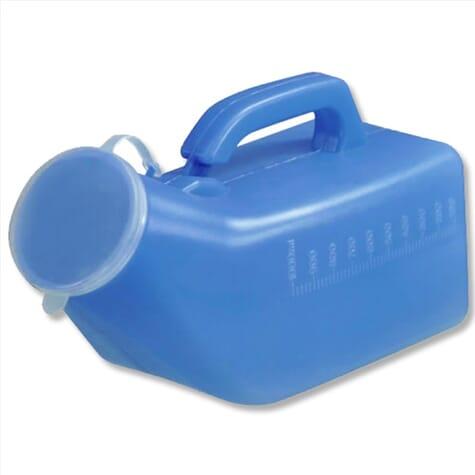 Urinal pour homme - bleu